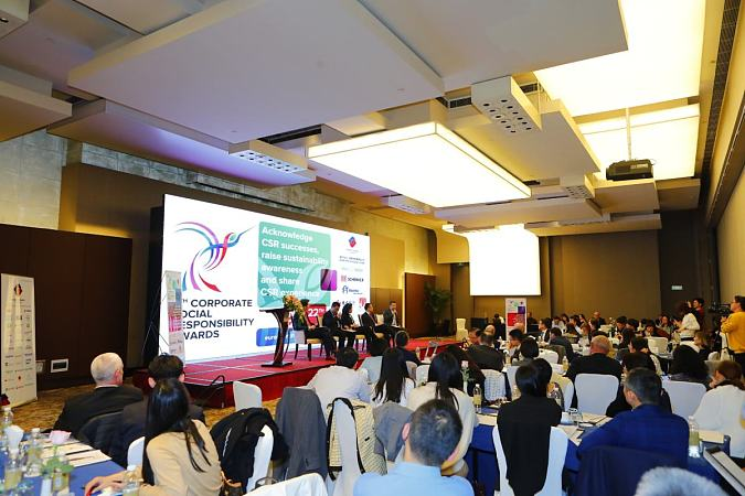 European Chamber of Commerce Nanjing Chapter: Promoting the Value of Corporate Social Responsibility